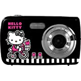 Compact Digital Camera for Girls Children Kids Hello Kitty 7MP Compact Digital Camera for Children - Black