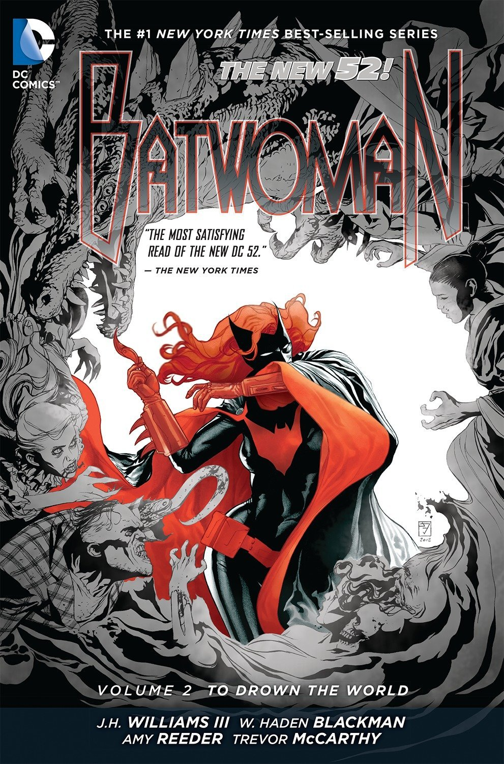 Batwoman Vol. 2: To Drown the World (The New 52) ebook