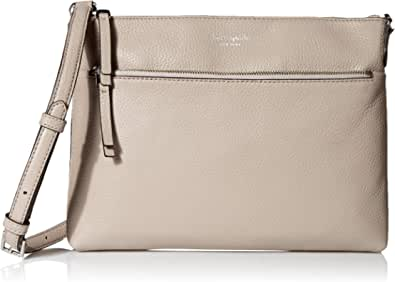 Kate Spade New York Bolso bandolera para mujer Polly Medium