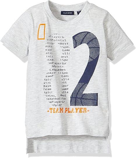 Blue Seven T-Shirt Bambino