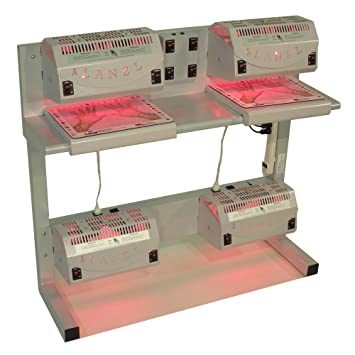 Amazon.com : Deluxe Nail Drying Table - 2X2 : Beauty