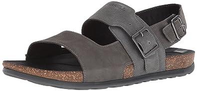 8c48d8ee9a Amazon.com | Merrell Men's Downtown Backstrap Buckle Sandal | Sandals