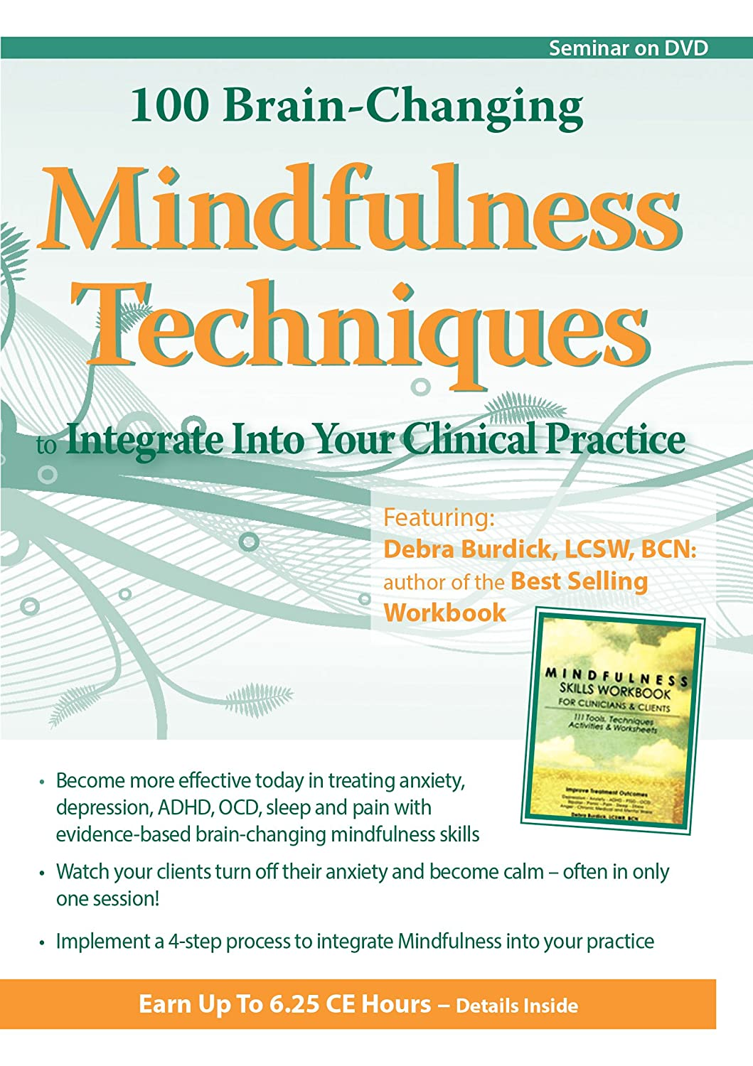 Workbooks best anxiety workbook : Amazon.com: 100 Brain-Changing Mindfulness Techniques to Integrate ...