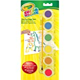 Crayola color wonder magic light brush with for Crayola color wonder 30 page refill paper