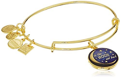 8f5a355ca0fef Alex and Ani Charity by Design Stellar Love Expandable Wire Bangle Charm  Bracelet