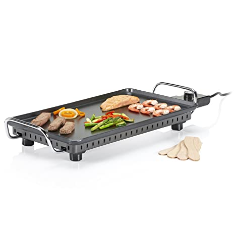 Princess Table Grill Superior - Parrilla Eléctrica, 2500 W ...
