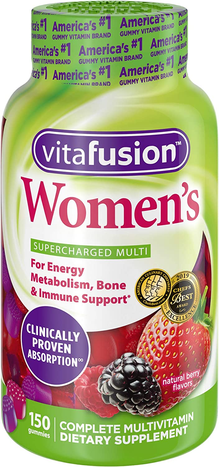 vitafusion women's multivitamin