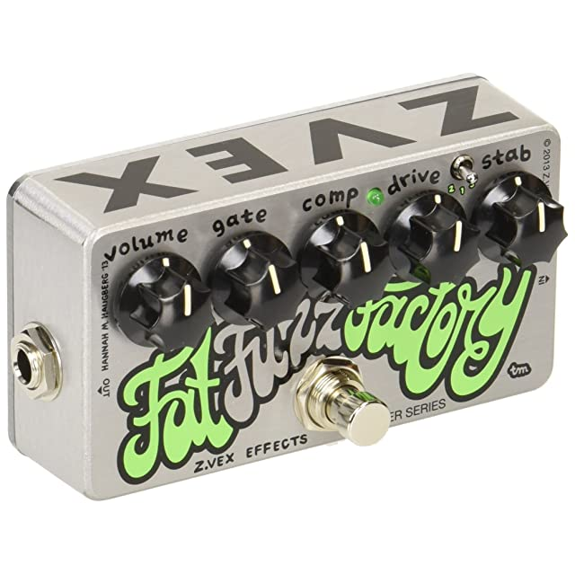 リンク:Fat Fuzz Factory Vexter