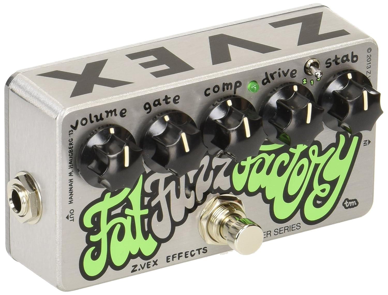 Z.VEX ジーベックス エフェクター Vexter Series ファズ Fat Fuzz Factory 【国内正規品】   B00D7500GE