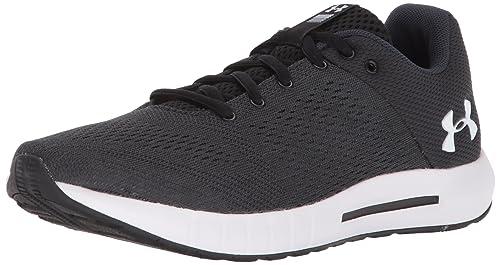 Under Armour UA W Speedform Intake 2, Chaussures de Running Compétition Femme, Noir (Black), 41 EU