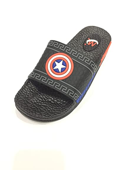 bbc2b9104b9db2 Omen Crocs Stylish Flip Flop And House Slippers - For Men s  Buy Online at  Low Prices in India - Amazon.in