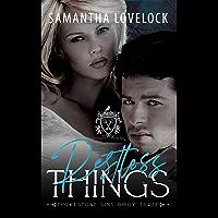 Restless Things: A New Adult High School Romance (Folkestone Sins Book 3) (English Edition)