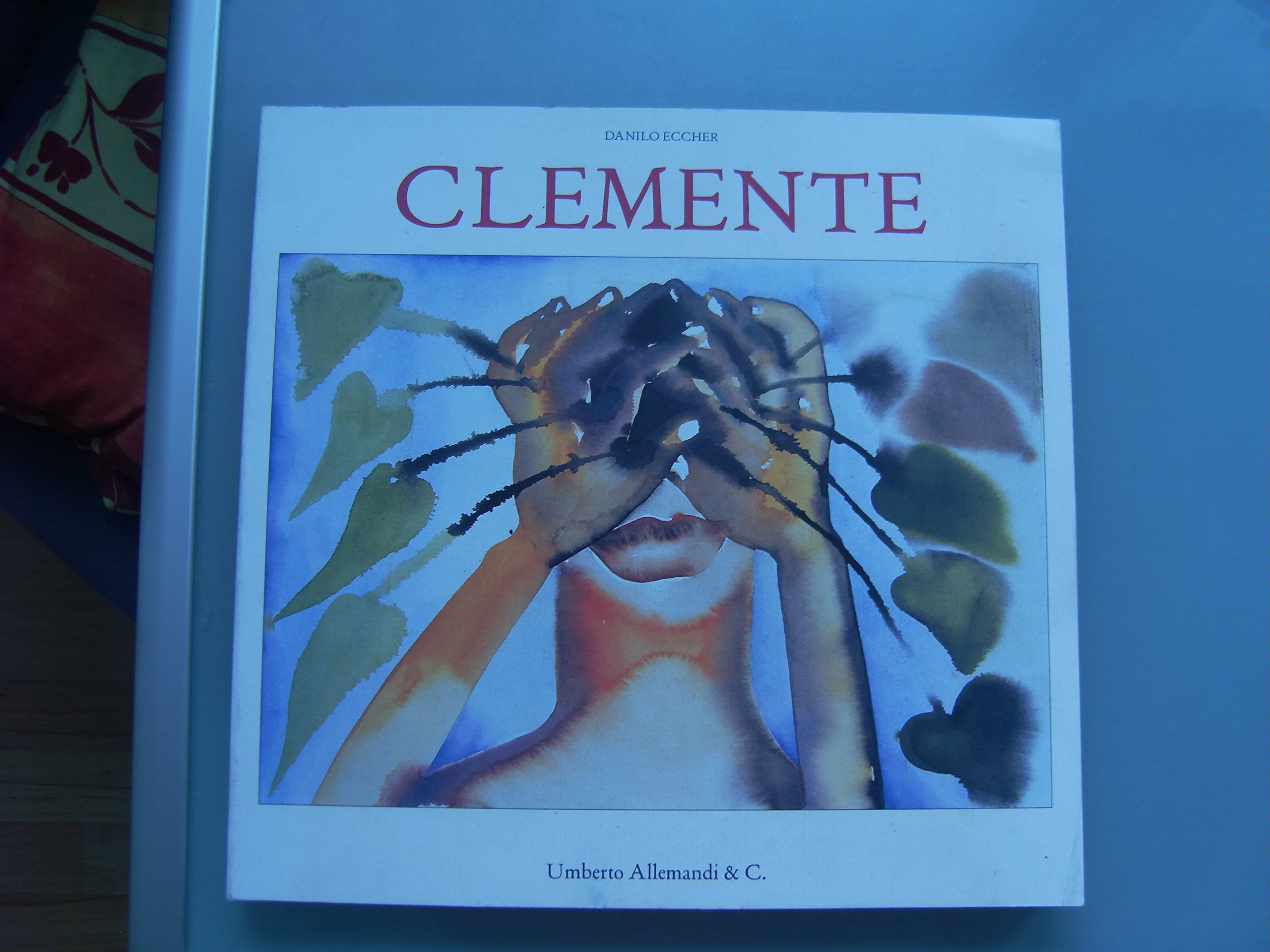Francesco Clemente: danilo-eccher: 9788842209317: Amazon.com ...
