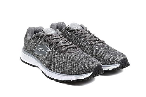 NEWBEAT Light Grey Running Shoes