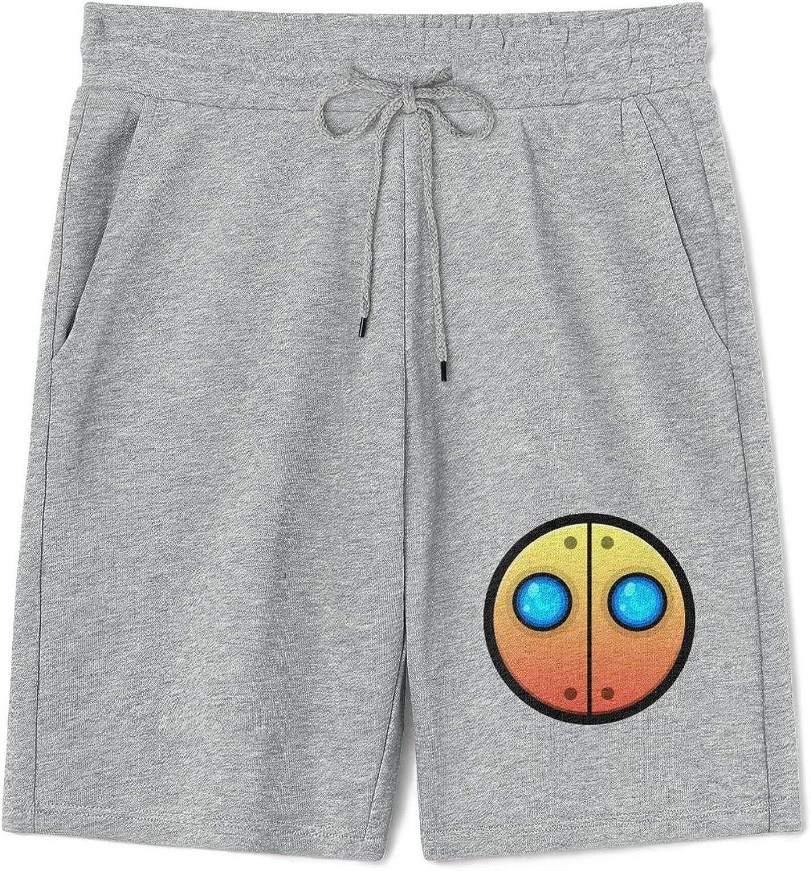 All Cotton Fashion Teens Running Shorts for Men Beach Solid Pants Zipper