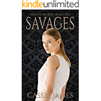 Savages: A Reverse Harem Bully Romance (Pawns of Patience Book 3) (English Edition)