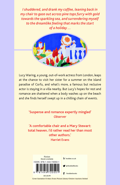 This Rough Magic (mary Stewart Modern Classics): Mary Stewart:  9781444720501: Amazon: Books