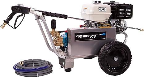 Heavy Duty 2500PSI 170 bar de presión de gasolina impulsado por la potencia Arandela De jet C portátil
