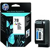 HP 78 - Cartucho de tinta original, tri-color