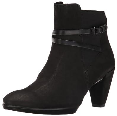 fc39b31d016dbb Ecco Damen Shape 55 Platea Kurzschaft Stiefel  Amazon.de  Schuhe ...