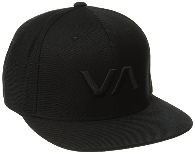 Amazon.com  RVCA Men s VA Snapback II Hat a9e2e00e3839