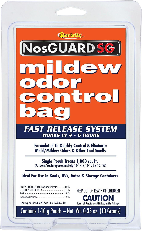 Star brite Mildew Odor Control Bags - Eliminate Mold, Mildew & Other Foul Smells