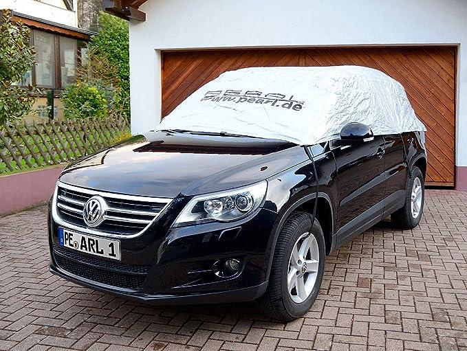 Pearl Pkw Halbgarage Auto Halbgarage Für Obere Mittelklasse Kombi 410 X 138 X 45 Cm Auto Halbgaragen Winter Auto