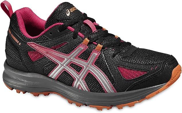 ASICS Trail-Tambora 5 - Zapatillas de Running para Mujer, Negro, 44,5 (EU): Amazon.es: Deportes y aire libre