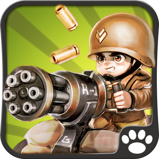 Little Commander - WWII TD (Best Tower Defense Games)