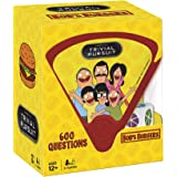 Trivial Pursuit Bob's Burgers (Quickplay Edition)   Trivia Game Questions from Bob's Burgers   600 Questions & Die in Travel