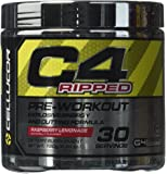 Cellucor C4 Ripped - 30 Servings (Raspberry Lemonade)