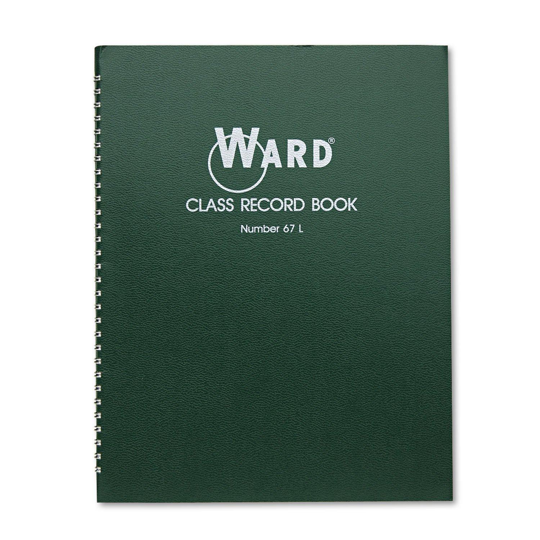 HUB67L - Ward Class Record Book