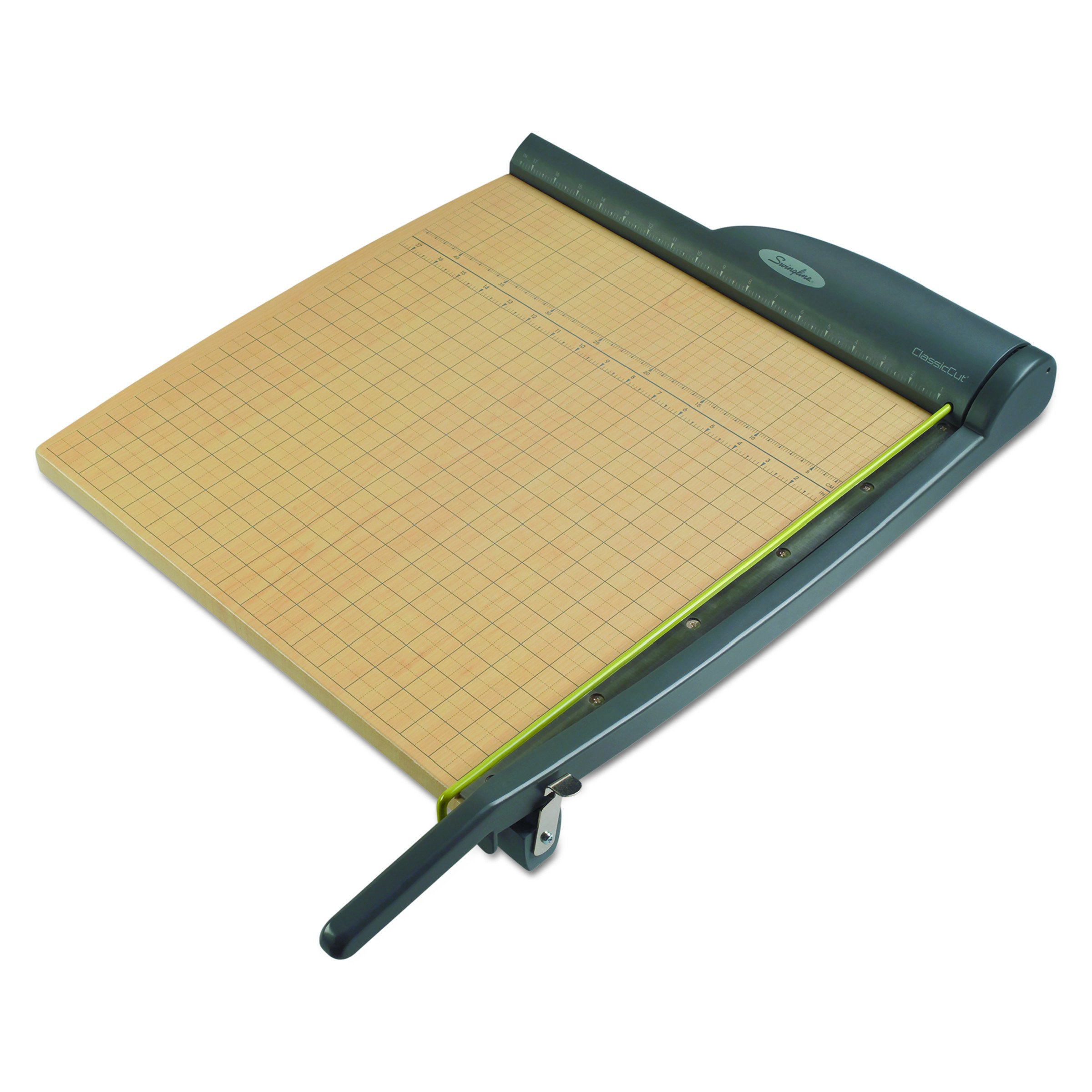 Swingline Paper Trimmer, Guillotine Paper Cutter, 18'' Cut Length, 15 Sheets Capacity, ClassicCut Pro (9118) by Swingline