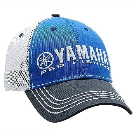 e4b8408dce686 Amazon.com  Yamaha New OEM Pro Fishing Mesh Hat