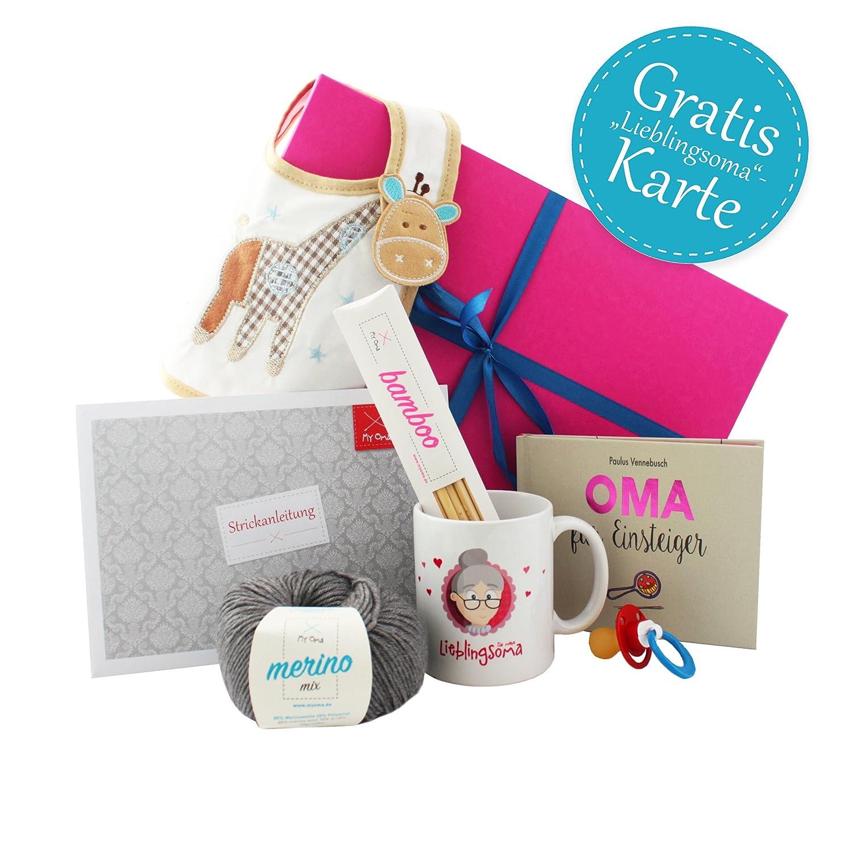 Oma werden Geschenke Set * Geschenk für werdende Oma * Oma Geschenk ...