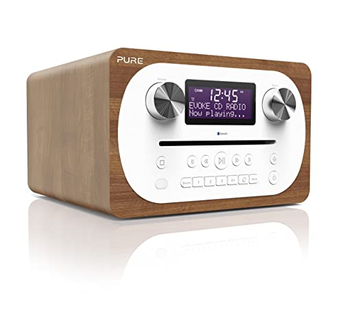pure evoke c f6 all in one stereo dab dab fm and internet. Black Bedroom Furniture Sets. Home Design Ideas