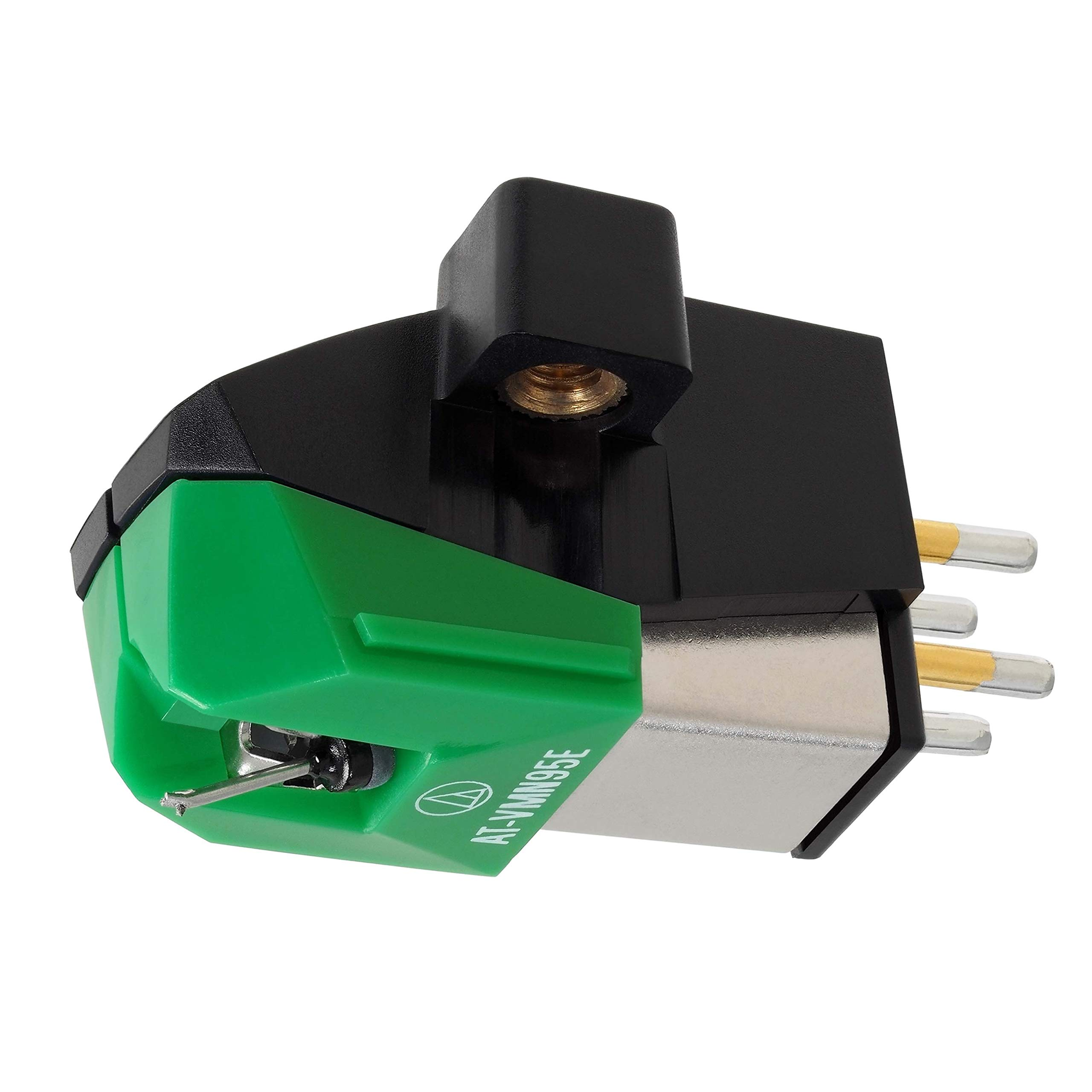 Audio-Technica AT-VM95E Dual Moving Magnet Turntable Cartridge by Audio-Technica