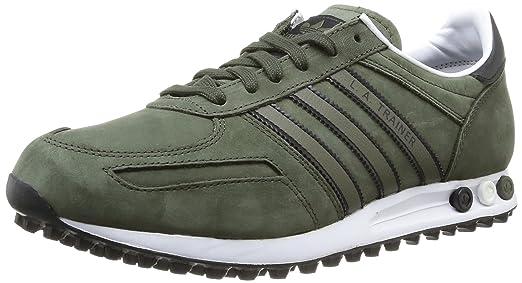 adidas Women's La Trainer Trainers green green green Size: 13.5 UK