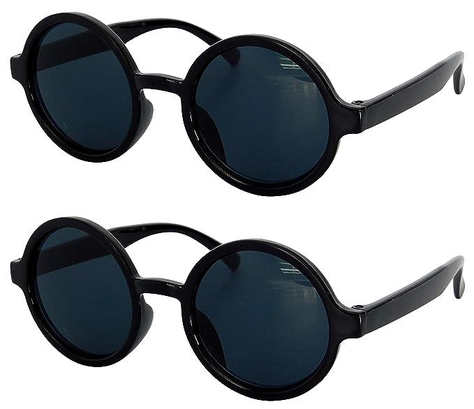 Amazon.com: Kd3008 - Gafas de sol redondas para bebés de 0 a ...