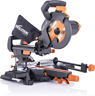 Evolution Power Tools R210 SMS+