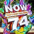 NOW 74 [2 LP] [Translucent Orange]