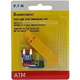 Bussmann (BP/ATM-AH8-RPP) ATM High Amp Emergency Fuse Kit - 8 Piece