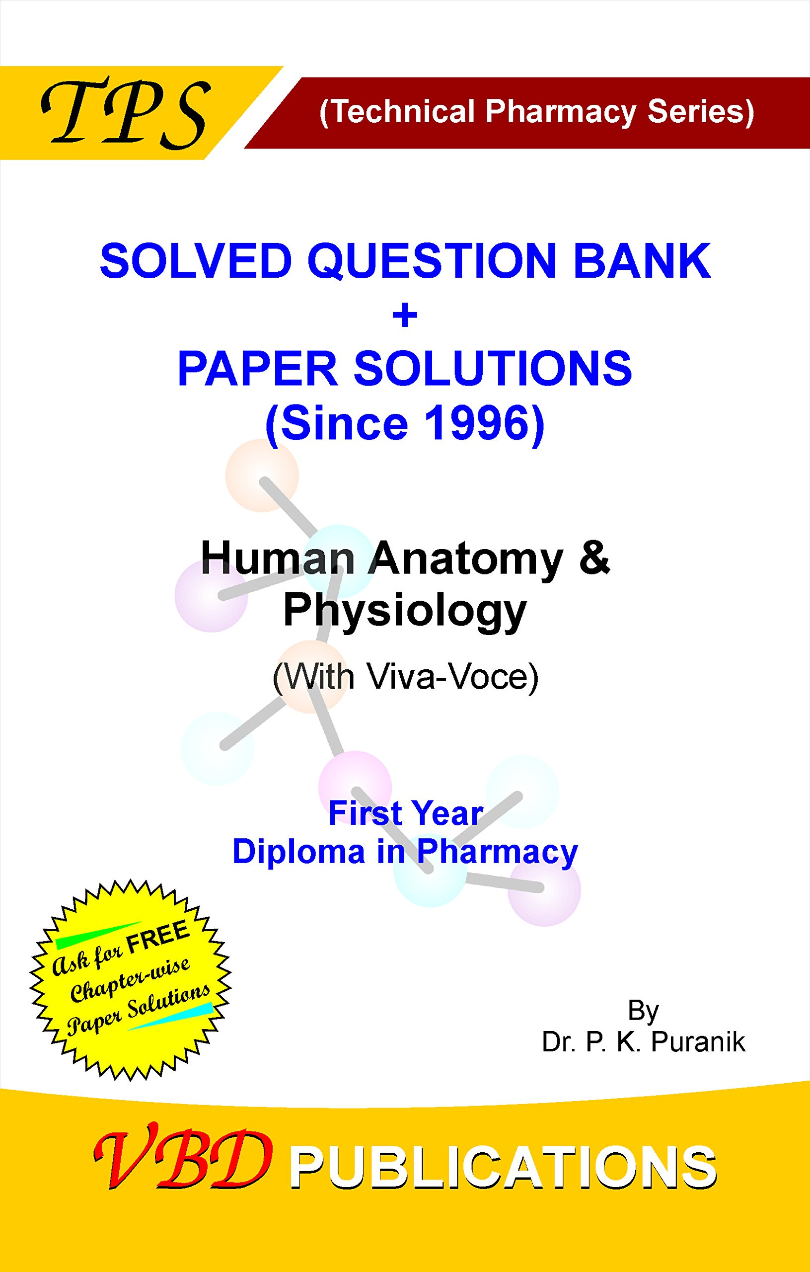 Buy Human Anatomy and Physiology (D. Pharm I Year) Book Online at ...