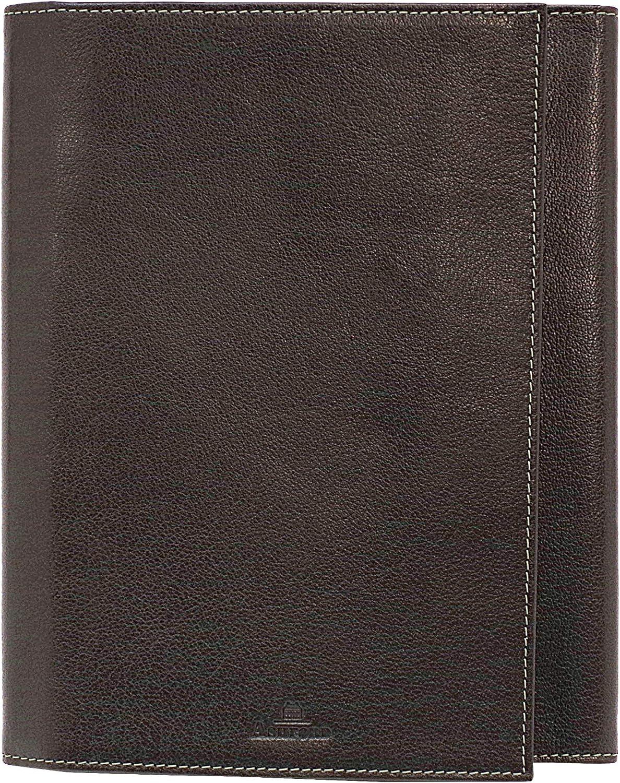 アシュフォード システム手帳バインダー ディープ ライフオーガナイザー B6+Bible 11mm