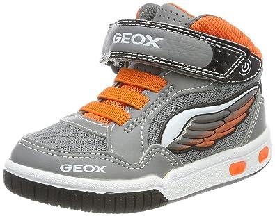 Jr Alto Geox ASneaker A Collo Bambino Gregg c35Rj4LqA