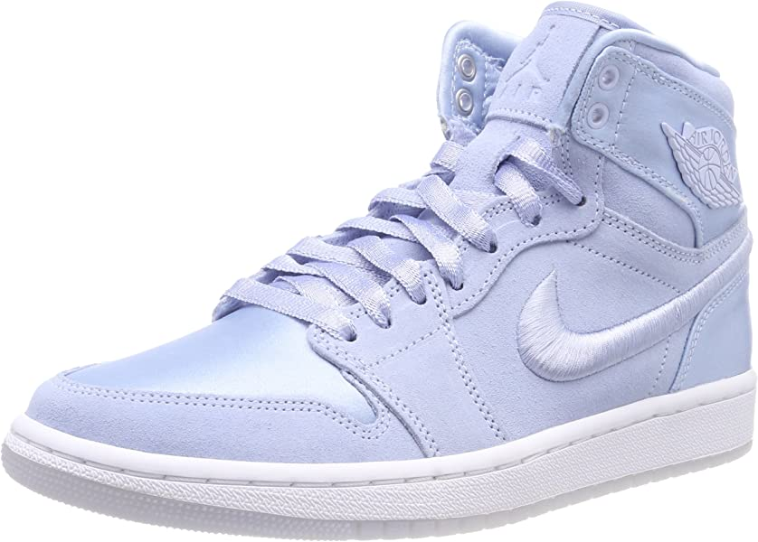 cf97151f943 NIKE Women''s Air Jordan 1 Retro High Gymnastics Shoes, Turquoise ...