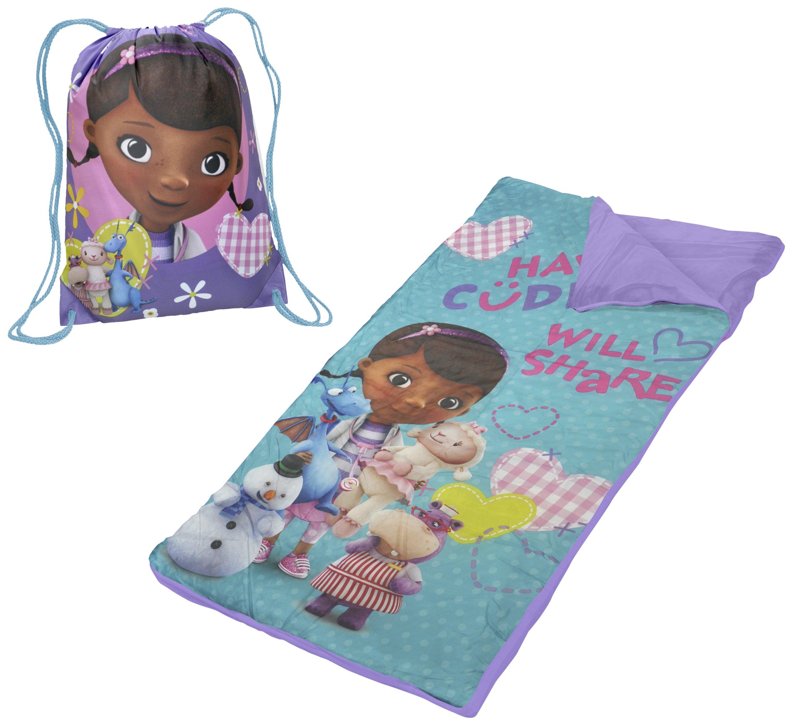 Disney Doc McStuffins Slumber Bag Set - WK318212 < Kitchen & Dining ...