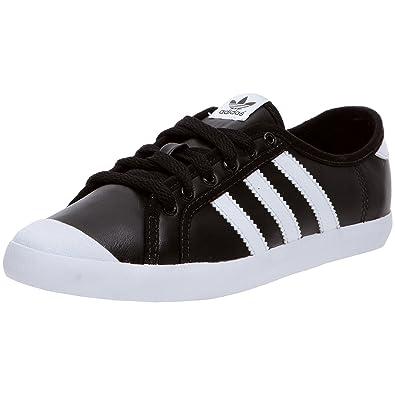 more photos a5958 b2e47 adidas Womens Adria Low Sleek W Gymnastics Shoes Black Size 9.5