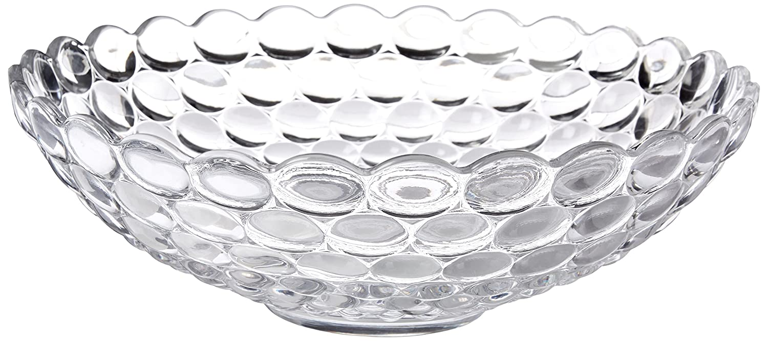 Fifth Avenue Crystal Arabella Bowl, 12, Clear 12 301026-GB