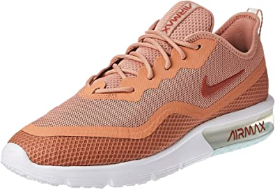 el centro comercial crédito Polémico  Amazon.com | Nike WMNS AIR MAX Sequent 4.5 Rose Gold/Dusty Peach Size 9.5 |  Fitness & Cross-Training